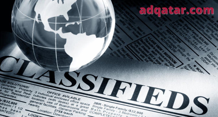 Free Classified Advertising Sites in Qatar can Boost your Local Marketing