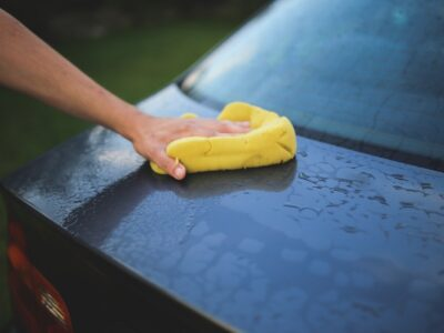 Car washing is prohibited in mall parking lots and on commercial streets : MOCI