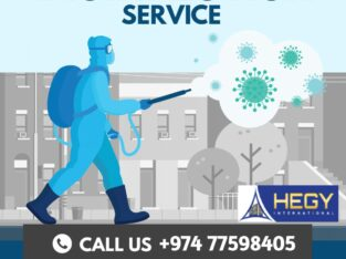 Warehouse Disinfection Services in Qatar