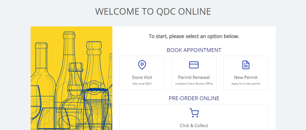 Qdc Online Appointment