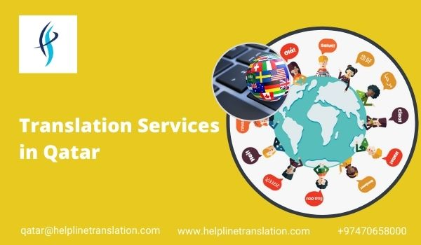 Are you looking for translation services in Qatar?